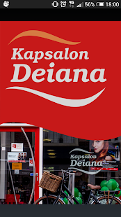 Kapsalon Deiana- screenshot thumbnail