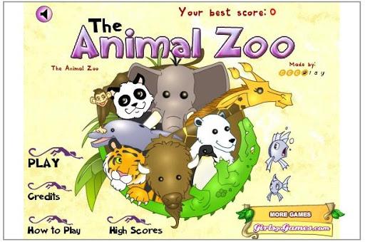 【免費休閒App】动物园游戏-APP點子