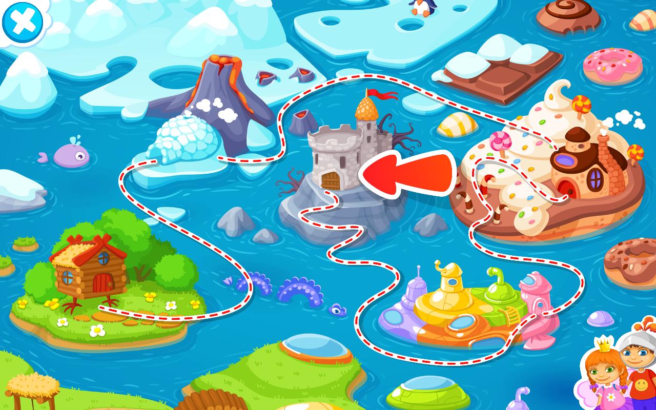 logic land puzzles u0026 iq training adventure free android apps