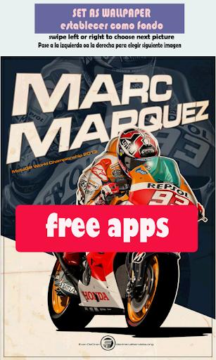 Marc Marquez Wallpaper