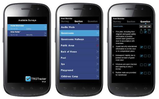 TRGTracker Mobile