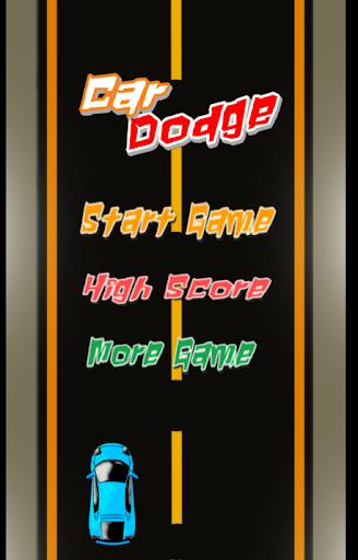 Car Dodge - รถมาหลบเร็ว