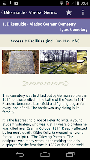 【免費旅遊App】Great War & The Western Front-APP點子