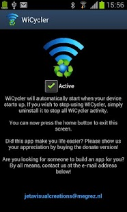 WiCycler- screenshot thumbnail