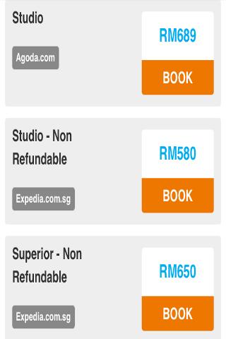 Malaysia Hotel- screenshot