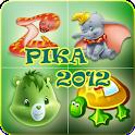 Pika Slide 2012 logo