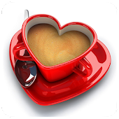 Love coffee Live Wallpaper
