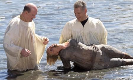Kā Svētā kristība ietekmē grēku piedošanu?