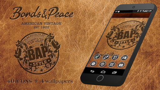BONDS PEACE-LEATHER Icon+WP