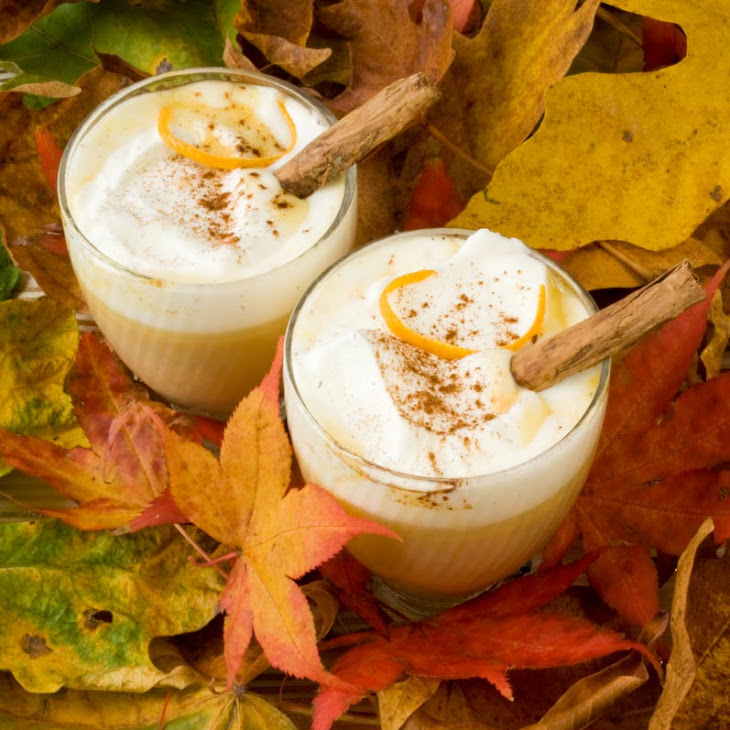 Pumpkin Spice Hot White Chocolate Recipe
