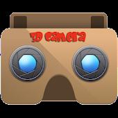 3D Camera for VR Cardboard