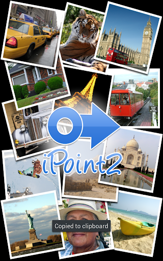 iPoint2 Points the Direction