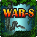 WarS angry snake icon