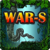 WarS angry snake