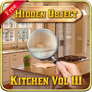 Hidden Object Kitchen Game for PC and MAC