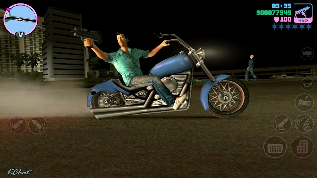Grand Theft Auto: Vice City: captura de pantalla
