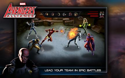 Avengers Alliance Screenshot 11