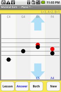 Musical Ears- screenshot thumbnail