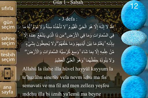 Kötülüklere karşı dualar