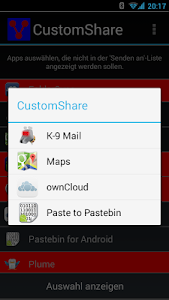 CustomShare v3.1.0