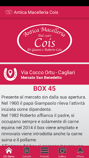 Macelleria Cois Cagliari