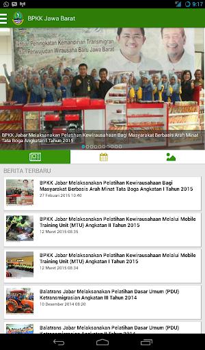 BPKK Jawa Barat