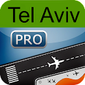 Tel Aviv Airport+Flight Track
