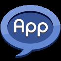 앱톡톡 AppTalkTalk icon