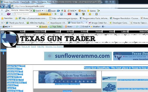 #1 Texas Gun Trader - screenshot thumbnail