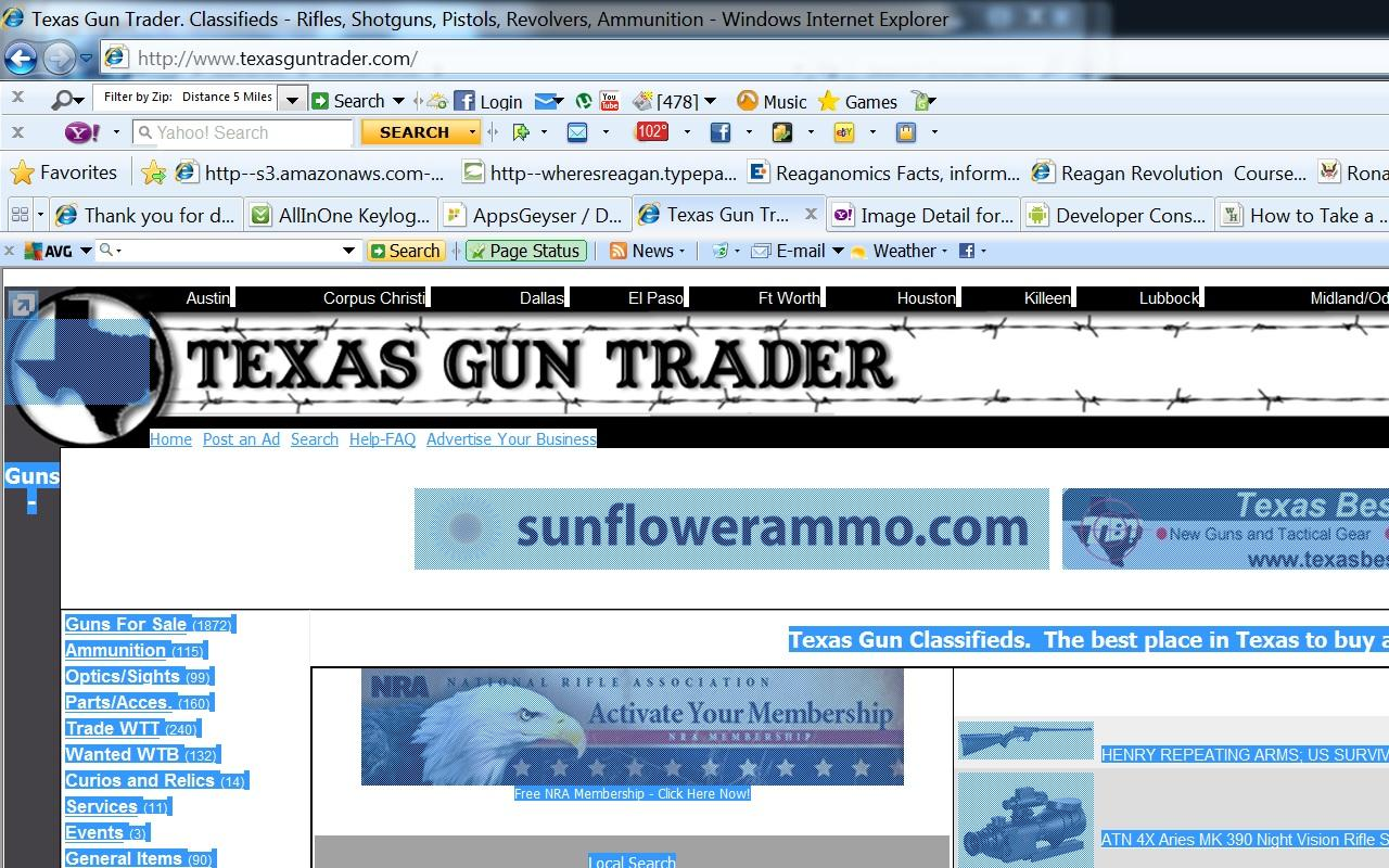 #1 Texas Gun Trader - screenshot