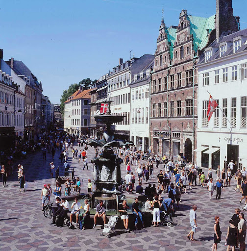 Copenhagen's largest shopping area is centered around Strøget in the heart of the city. Strøget is one of Europe's longest pedestrian streets with a wealth of shops.