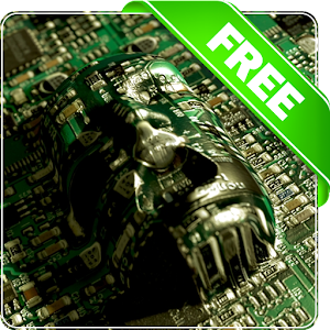 download Circuit board Free lwp apk