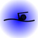 Swim PB icon