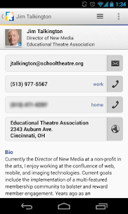 Theatre Education Community - screenshot thumbnail