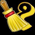 منظف الجوال icon