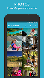 Journal (by Journey) Screenshot 4