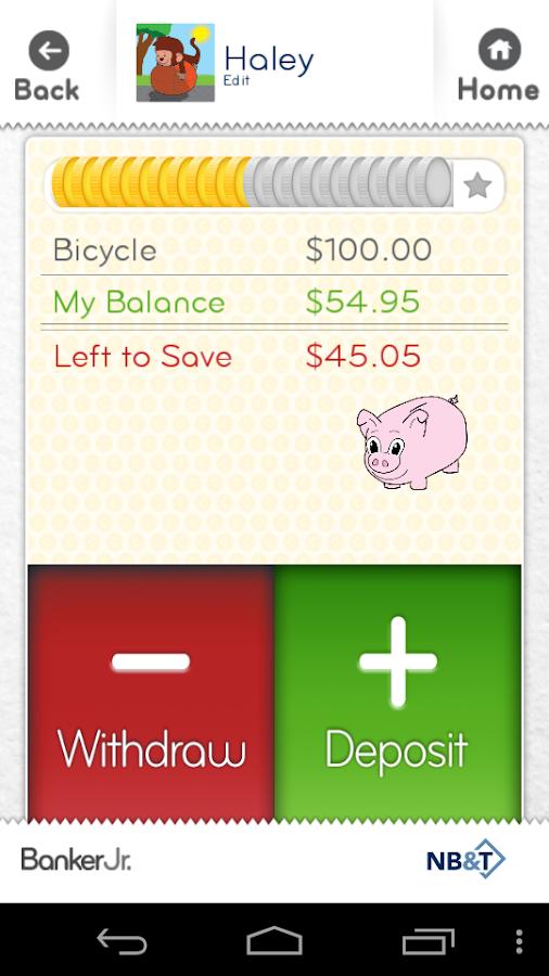 NB&T Banker Jr. - screenshot