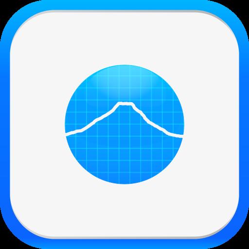 ガイガーマップJp for Android