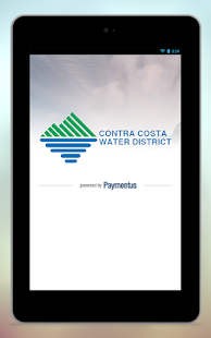 Contra Costa Water District- screenshot thumbnail