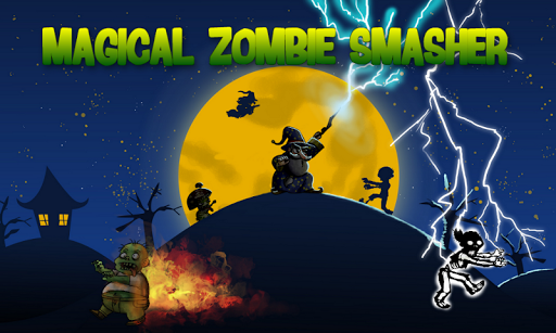 Little Zombie Smasher FREE for iOS - Free download and software reviews - CNET Download.com
