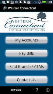 Western CT FCU Mobile - screenshot thumbnail
