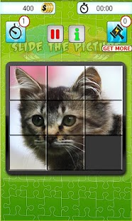 Slide The Picture (Puzzle)- screenshot thumbnail