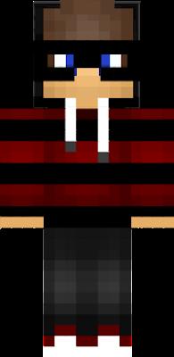 Enderman Dj | Minecraft Skins