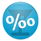 AlcDroid Alcohol Tester icon