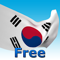 Korean in a Month Free logo