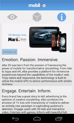 Mobilda 3D Ads