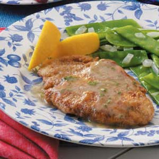 Chicken with Lemon Sauce