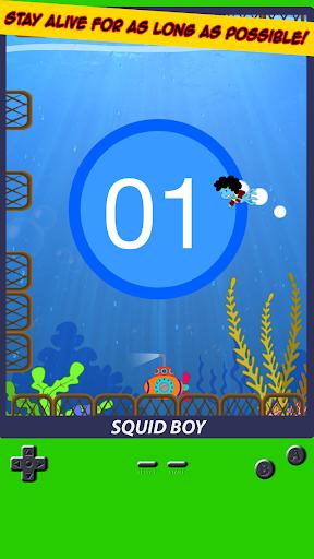 玩免費街機APP|下載Funky Squid Dont Touch The Net app不用錢|硬是要APP