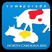 CowParade N.C. 2012