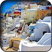 Greece Santorini Wallpapers
